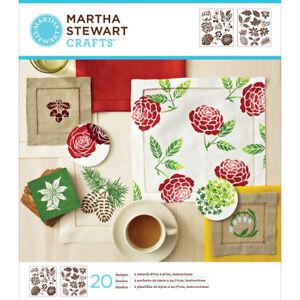 Martha-Stewart-Crafts-Stencils-32259-Four-Seasons