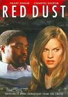 Red Dust 0026359314322 With Hilary Swank DVD Region 1