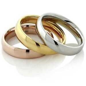 Stainless-Steel-Rose-Yellow-Gold-and-Silver-Three-Ring-Tri-Color-Band-Set