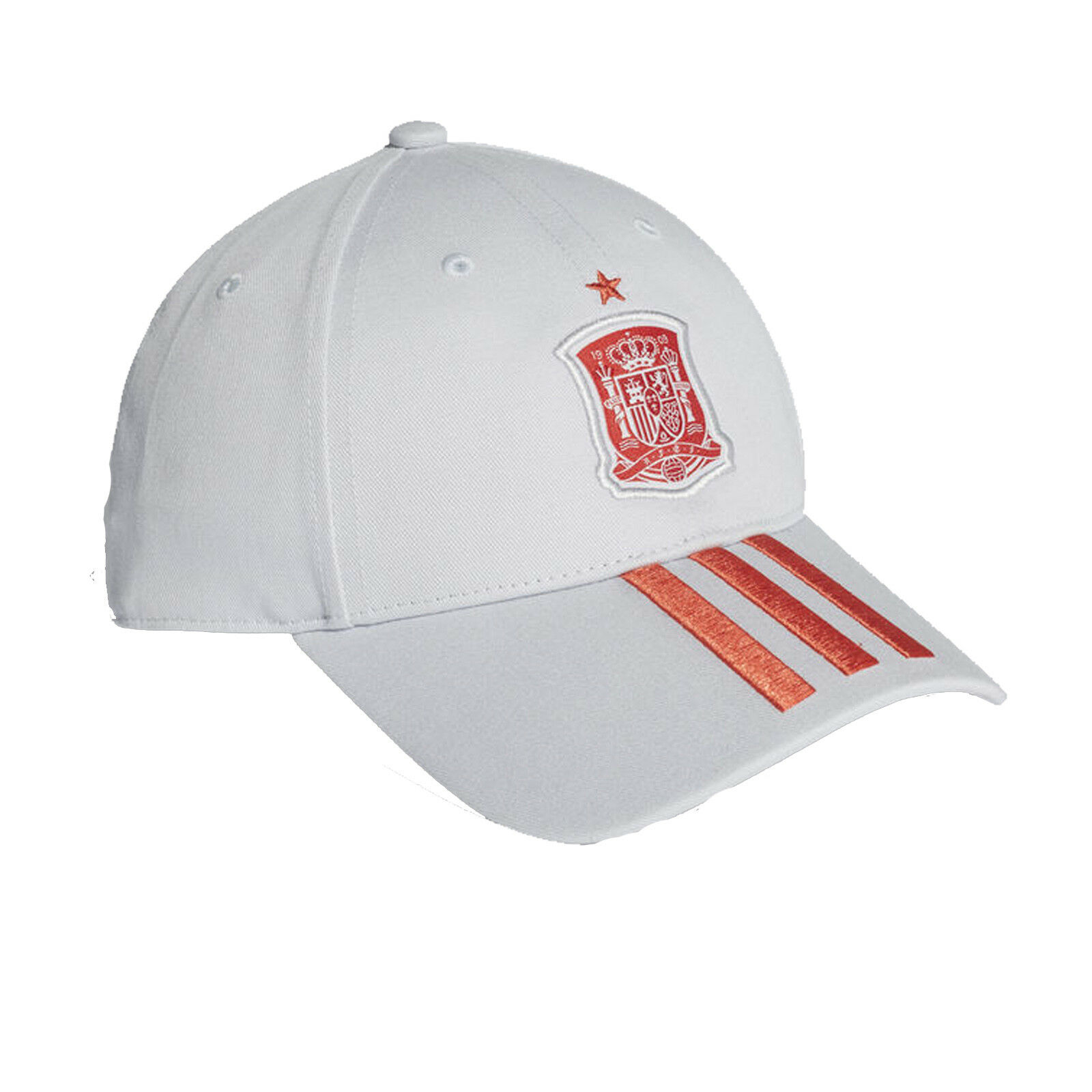the latest ee27e b2b78 Adidas Spain Football Cap. Spain crest takes centre stage on front and  decorates the buckle on the adjustable back strap. 3-Stripes ...