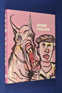 ADAM-CULLEN-Ken-McGregor-AUSTRALIAN-ART-ARTIST-Small-Hardcover-Book