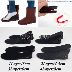 height increase insoles 3 inches