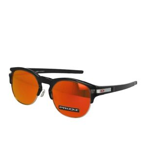 Oakley Latch Key L Oakley Brille - Polished black ink Prizm ruby WGxV4r
