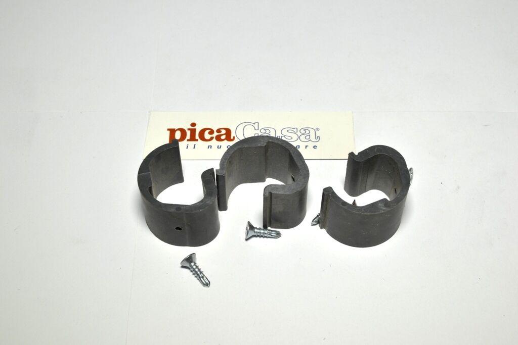 Remplacement Attaches Pour Taurus Noirs Picacasa 0114