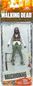 """Aufsteller & Figuren Michonne 5"""" /12cm Actionfigur The Walking Dead Mcfarlane Toys Amc Tv Series Vii Sammeln & Seltenes"""