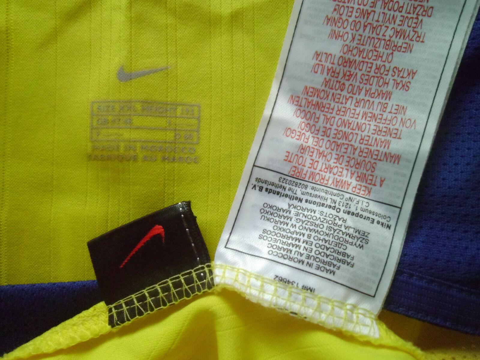 EXCELLENT      HENRY     2003-05 Arsenal Away Shirt Jersey Trikot XXL  | Elegantes und robustes Menü  612446