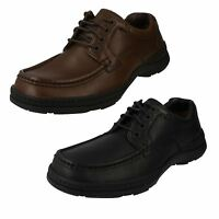 Men's Clarks Casual Shoes - Line Day