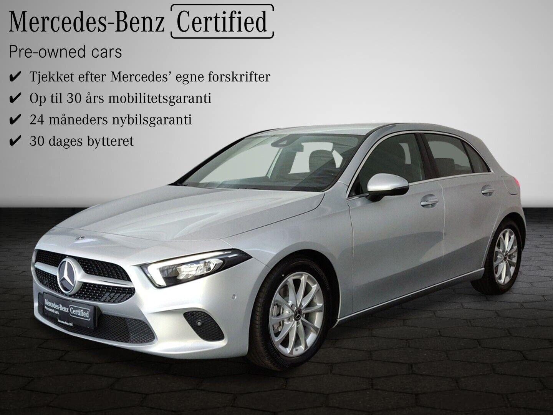 Mercedes A200 d 2,0 Advantage aut. 5d - 329.900 kr.