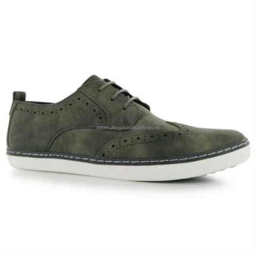 LEE COOPER MASON MENS  BROGUE SHOES TRAINERS CASUAL LACE UP NEW UK 12//46 9//43