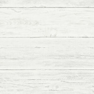 NuWallpaper-by-Brewster-NU2187-Shiplap-Off-White-Wood-Peel-amp-Stick-Wallpaper