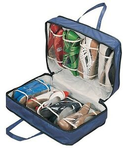 Travel Shoe Storage Case Foot Wear Organizer Bag Closet Hanger Baggage Protector
