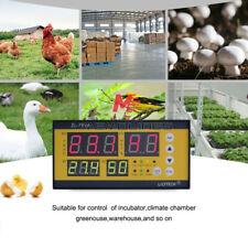 Xm 18s Controller Temperature Humidity Incubator Automatic Egg Incubator System
