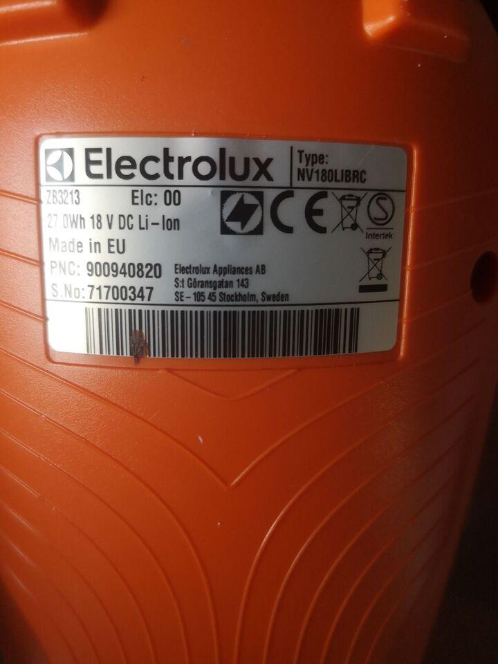 Håndstøvsuger, Electrolux Ergorapido Lithium