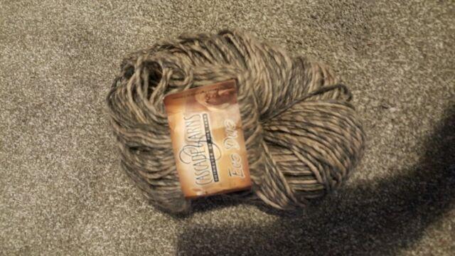 :Eco Alpaca #1522: Cascade Yarns 100/% Undyed Baby Alpaca yarn Latte