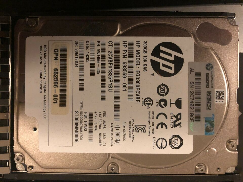 HP, Proliant DL580 G7 , 8 Ghz