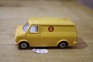 Dinky-Danish-Post-Van-Bedford-AA-Van-410