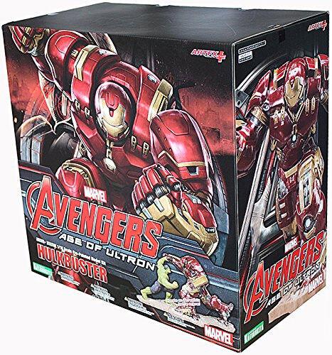 Kotobukiya Avengers Age of Ultron Hulkbuster Iron Man ArtFX Plus Statue