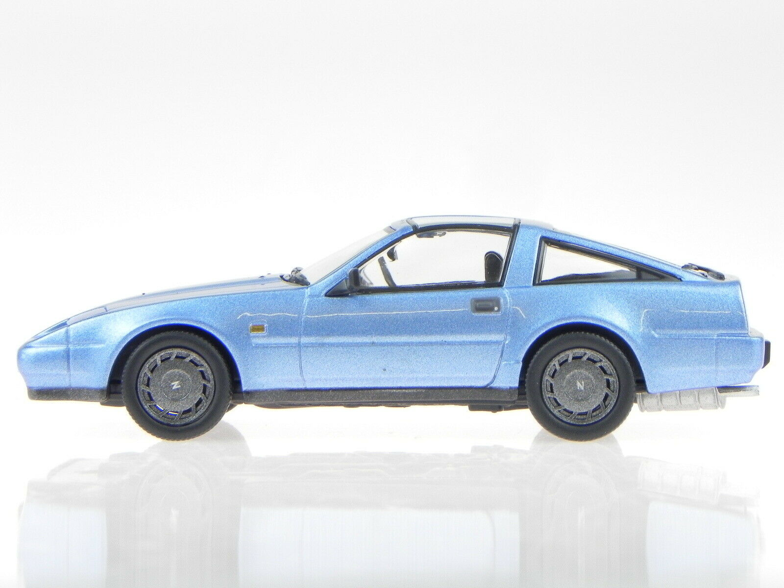 Nissan Fairlady Z 300ZR 300ZX HZ31 Coupe Rot 1983-1989 1//43 Kyosho Modell Auto m
