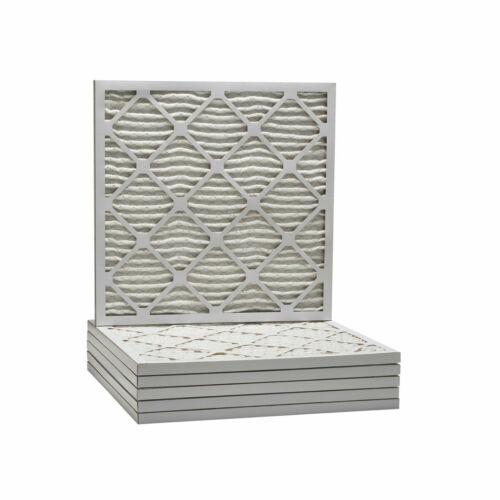 20x20x1 Ultimate Allergen Merv 13 Replacement Furnace Air Filter 6 Pack NEW