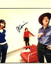 GFA Sleater-Kinney Band * CORIN TUCKER * Signed 8x10 Photo PROOF AD1 COA