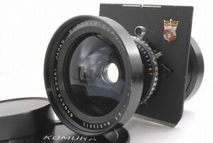 Sankyo-Kohki-Super-W-Komura-90mm-f-6-3-f-6-3-Lens-w-Copal-Wista-Board-573072