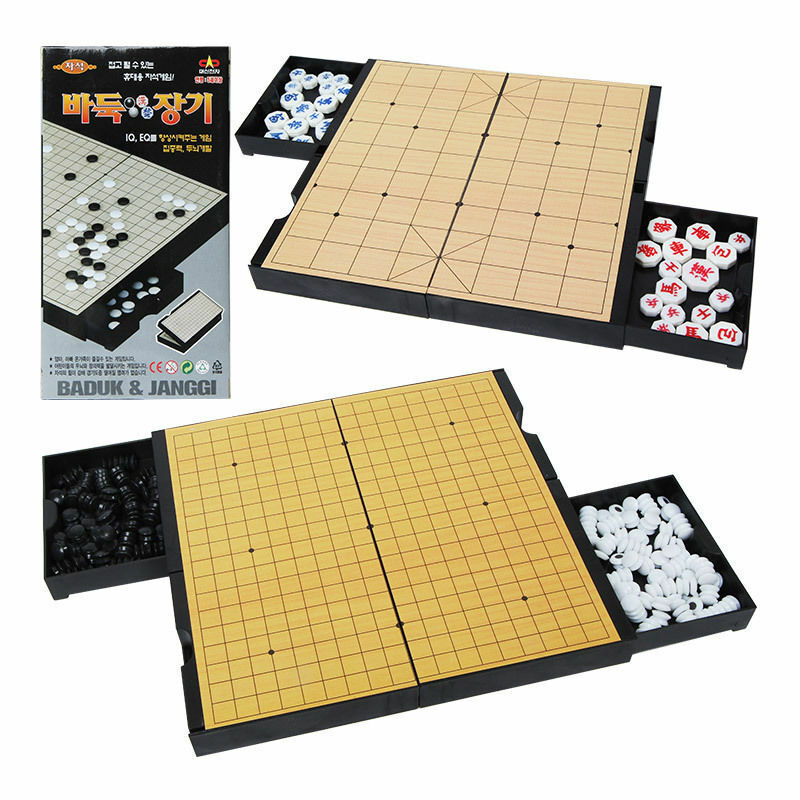 Magnet Baduk&Janggi go dabble in baduk janggi, Korean chess Set Board games