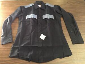 Flying-Cross-by-Fechheimer-Men-039-s-Uniform-Security-Police-Shirt