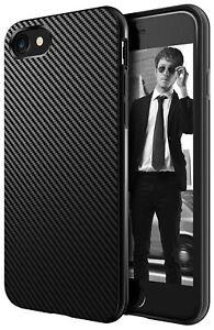 iPhone-8-iPhone-7-Huelle-AVANA-Schutzhuelle-Silikon-Slim-Case-Cover-Carbon-Optik