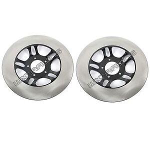 2x-Front-Brake-Disc-Rotor-for-Honda-CB-650-750-900-CBX-1000-GL1200-Goldwing