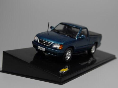 ixo 1:43 Chevrolet S10 pick up 1995 Diecast model car