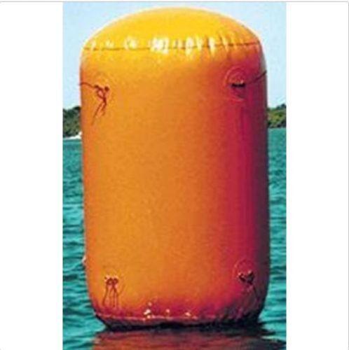 Venta caliente agua boya inflable flotante boya inflable boya 1.4m T