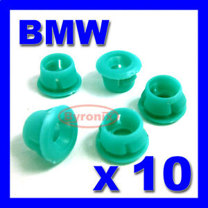 BMW-SIDE-SILL-SKIRT-MOULDING-GROMMET-CLIPS-ROCKER-PANEL-TRIM-E30-E32-E36-E46