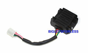 12v lifan motorcycle regulator rectifier 125cc 150cc 200cc gy6 150cc coil