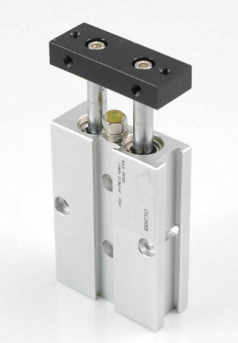 TDA32-150 Compact Type Dual Rod Cylinder Double Acting 32-150mm