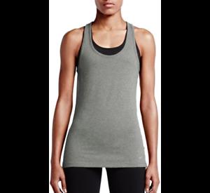 1b16f4cd NWT Women's Nike Legend Balance Tank Top Dark Grey Heather Size XL ...