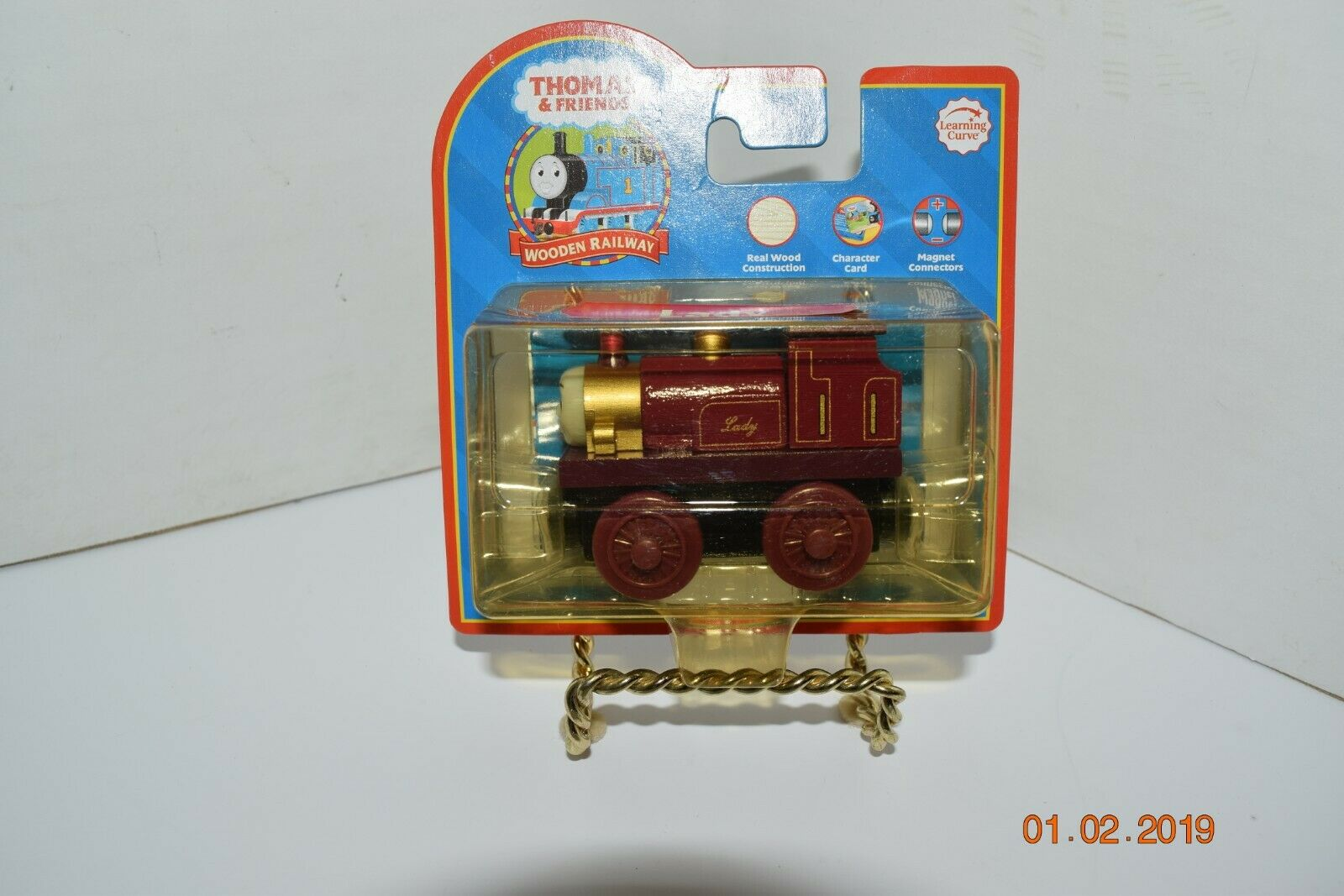 Thomas and & Friends   LADY LC99155 HIT  Wooden  Retirot  NIP  NEW