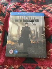 Star Trek into Darkness, steelbook, U.K. Import, region free