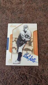 2003 Flair Greats Bob Feller #38 - HOFer - Cleveland Indians - Autographed!