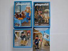Playmobil 4x Sonderfigur 5090  5067  6099 und Preussischer Soldat NEU OVP
