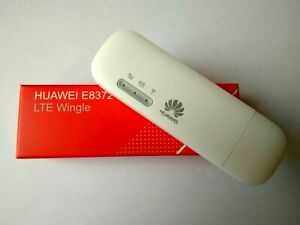 Details about LTE 4G 3G WiFi Hotspot Modem Huawei e8372h-153 Wingle Car  Android New Original