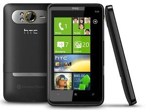 HTC-HD7-8GB-Schwarz-Ohne-Simlock-Smartphone