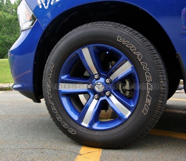 20 wheel rim decal decals inlays graphics fit 2014 dodge ram 1500 sport