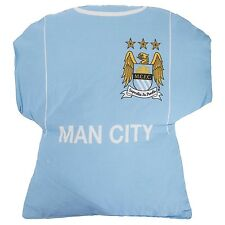 Manchester City F.C. football Kit Cushion Official Merchandise brand new