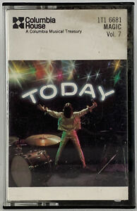 Magic - The Very Best Music Of The 70's Vol.7 - Columbia House Cassette Tape