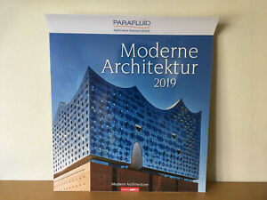 Calendario 2019 Moderno.New Calendar 2019 Moderne Architektur Calendario 2019