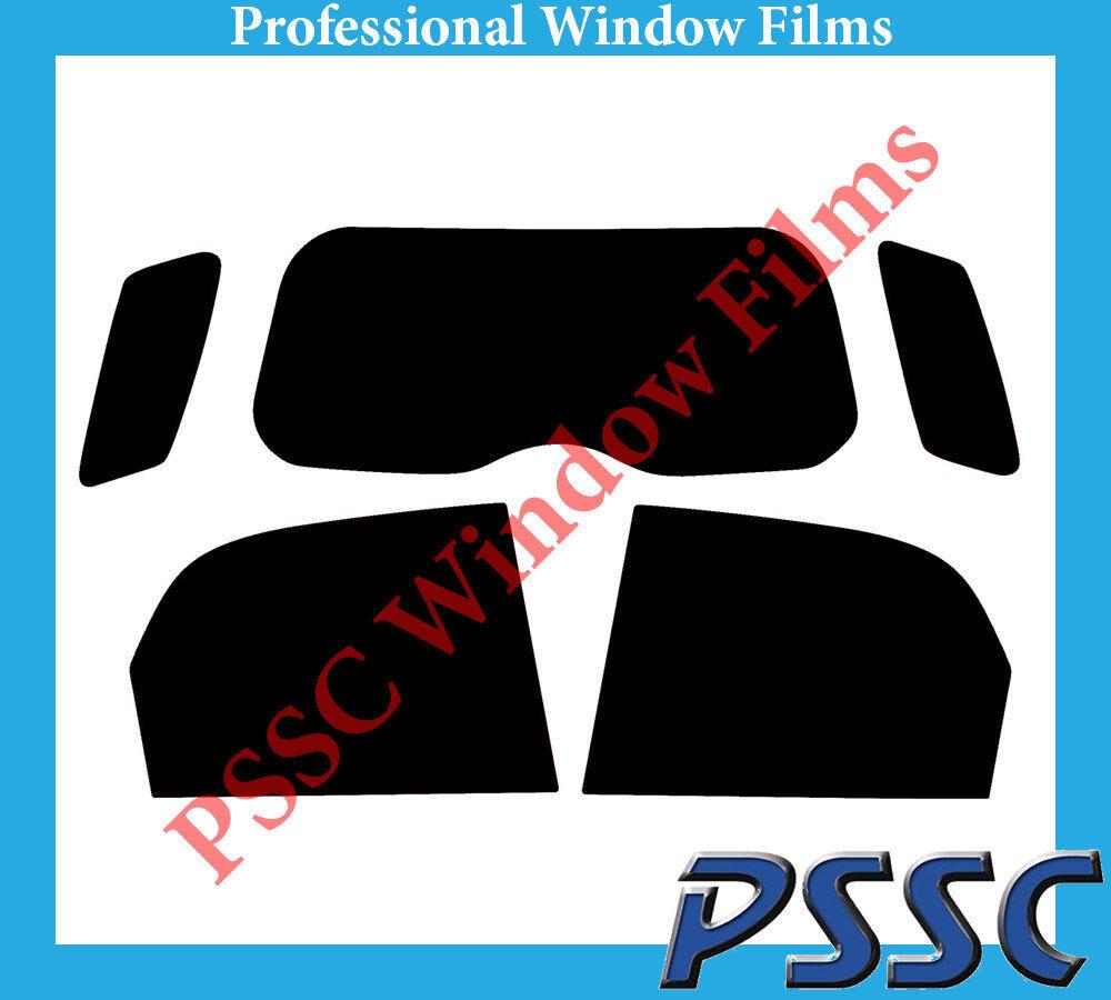 PSSC Pre Cut Rear Car Window Films - Suzuki SX4 2006 to 2016