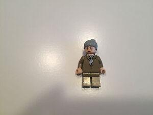 LEGO-Spiderman-Aunt-May-Minifig-Minifigure-4854-Original