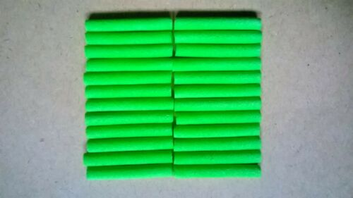 25 PLASTAZOTE /& FOAM BOOBY EYES//TUBES-FLY TYING-5MM DIAMETER-CHOICE OF COLOURS