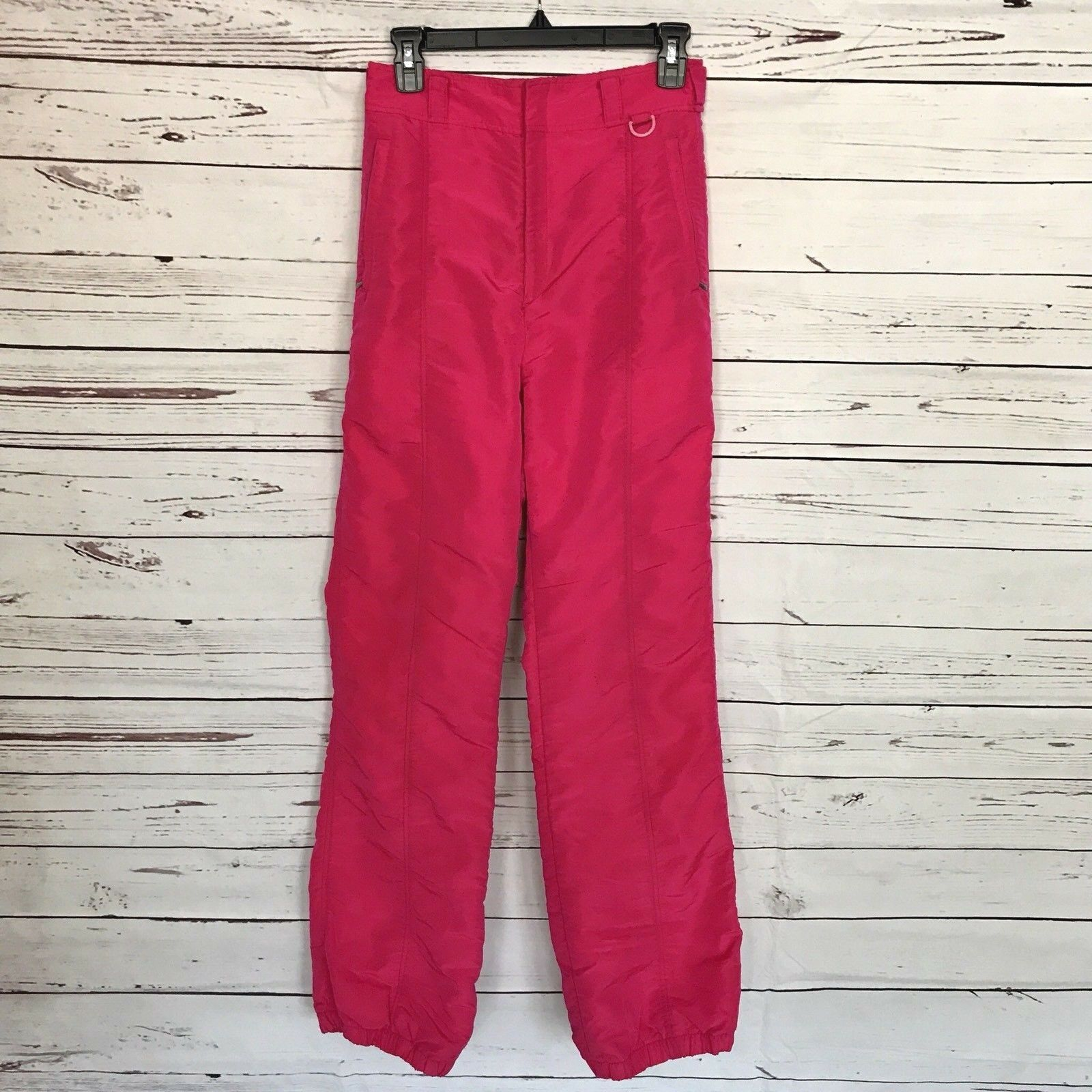 Nils Skiwear Women's Ski Pants Snow Thermal Insulated Pink Size 10