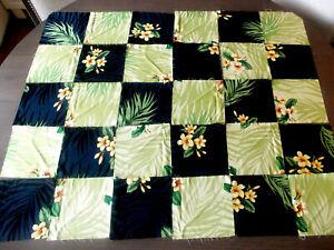 30 7 Quot Quilt Blocks Squares Tropical Hawaiian Palm Trees